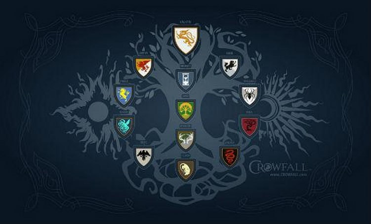 New Crowfall illustration hints at 'core game system'