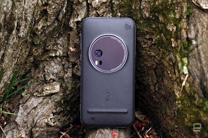 ASUS' ZenFone Zoom is ultimately held back by a mediocre sensor