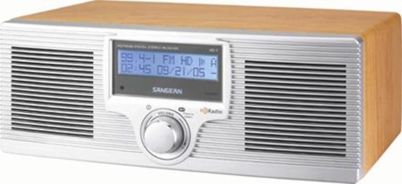 Sangean announces HDT-1, HDR-1 HD radios