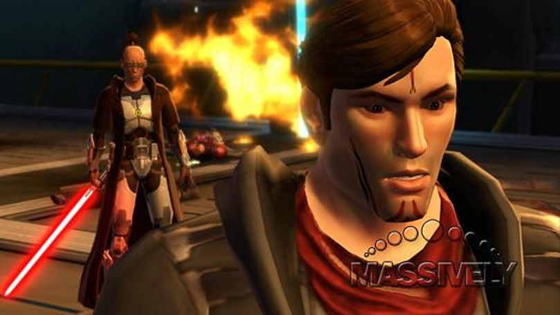 The Daily Grind: What's the best SWTOR class story?