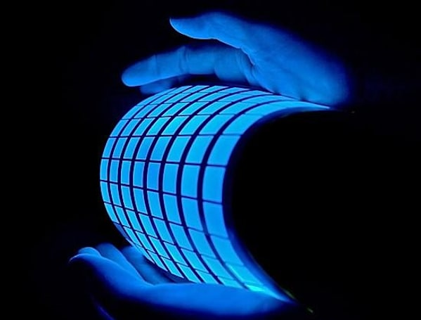 Scientists improve blue OLED efficiency, don't promise everlasting light