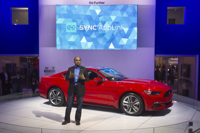 Ford president Raj Nair leaves over 'inappropriate behavior'