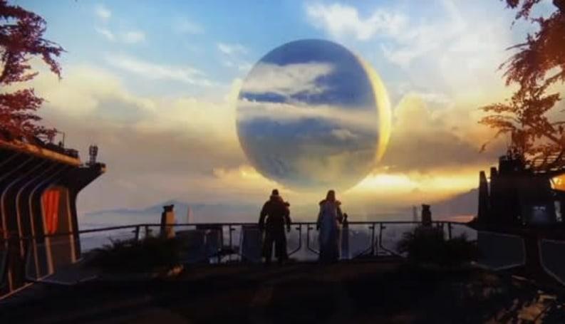 Watch the Destiny VGX trailer... now