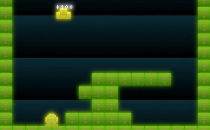 Climb high in Scaffold Now, a Tetris-inspired platformer