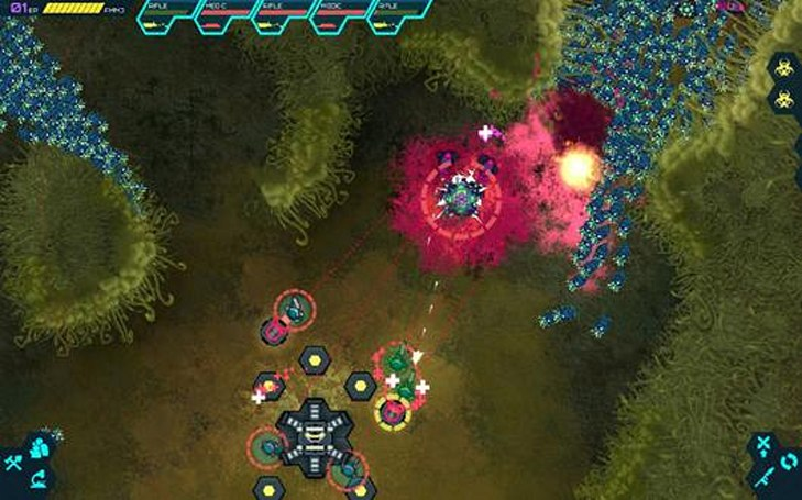 Infested Planet wants you to enlist in the war against the aliens