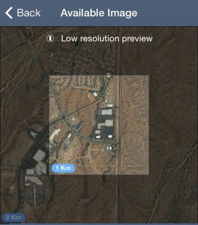 SpyMeSat iOS app now lets you buy hi-resolution satellite images