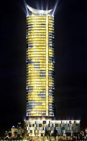 Dubai's Time Residences tower: world's largest gadget?
