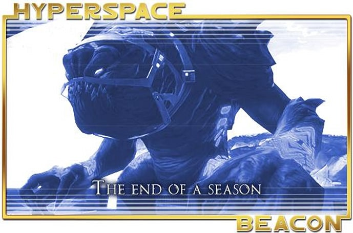 Hyperspace Beacon: The end of a SWTOR season