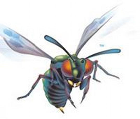 """Israel adding to global animalbot army with """"bionic hornets"""""""