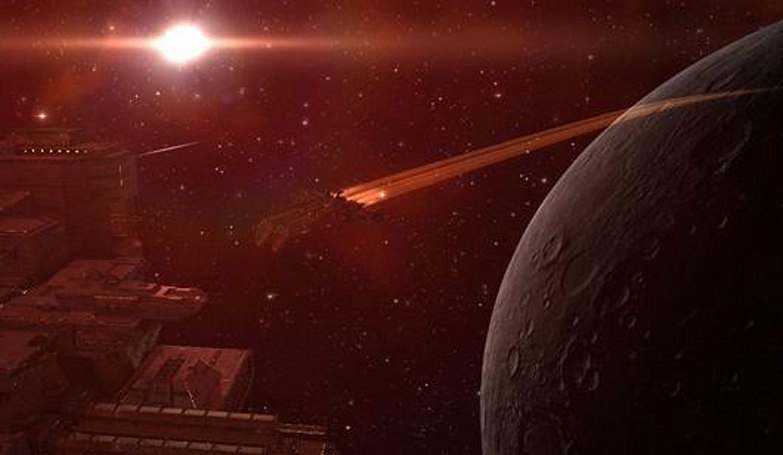 EVE Online's Hyperion update adds PvE missions, tweaks wormholes