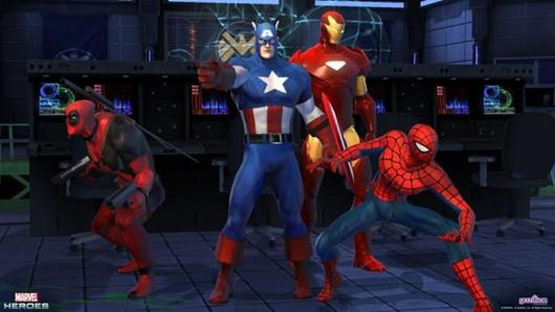 Luke Cage joins Marvel Heroes in update 1.3