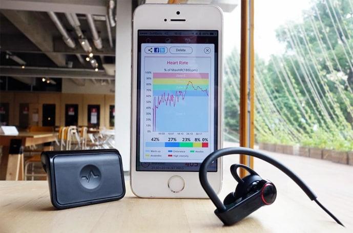LG Heart Rate Monitor Earphone review: good fitness gadget, poor earphones