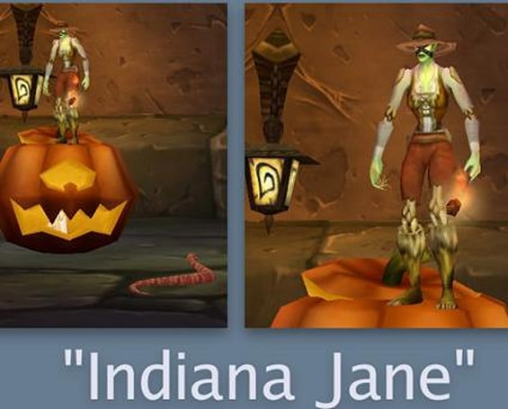 Winners of the Hallow's End Costume contest