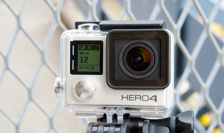 The GoPro Hero4 is about to get new photo and video modes