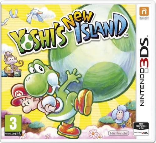 Yoshi's New Island confirmed for simultaneous release in Europe