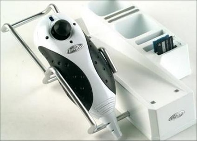 Intec on the Wii accessory wagon