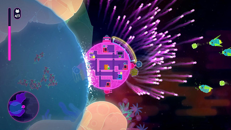 Psychedelic love arrives on PS4 in time for Valentine's Day