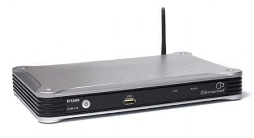D-Link DSM-330 DivX Connected media streamer now shipping in the U.S.