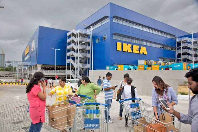 IKEA will produce more energy than it consumes by 2020