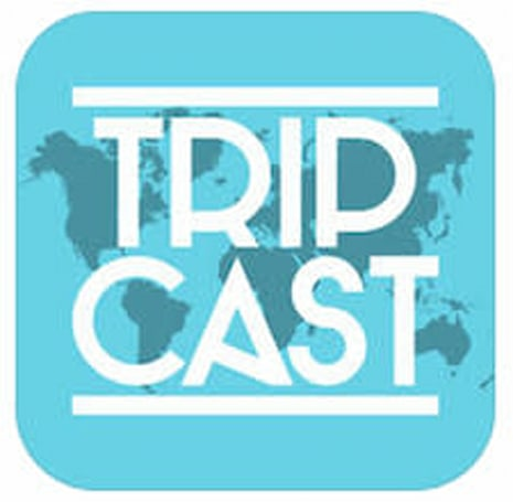 TripCast: Capturing and sharing your travels