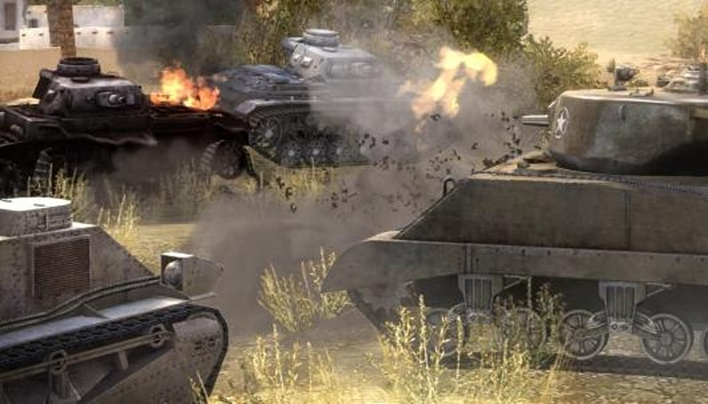 World of Tanks launches worldwide on the Xbox 360