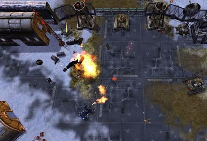 Assault Heroes 2 blows up XBLA on May 14