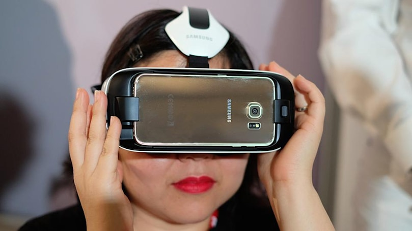 Samsung's new Gear VR is smaller, sharper, but still not for everyone