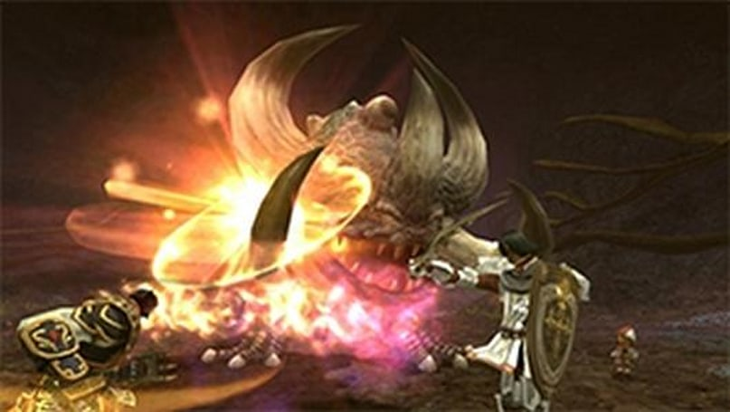 Final Fantasy XI previews Alluvion Skirmishes