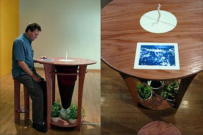 Build your own digestive table