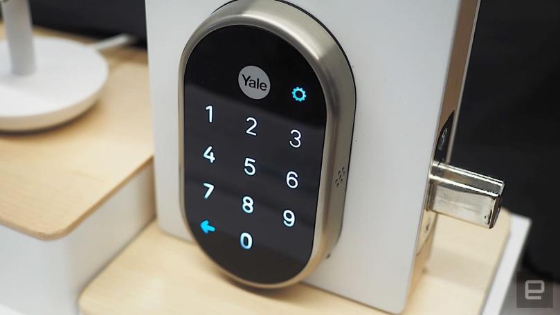 Google Assistant now controls your Nest x Yale smart lock