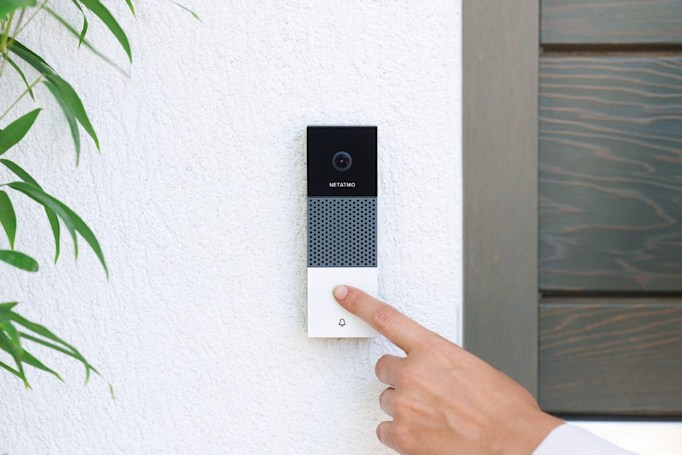 Netatmo unveils the first HomeKit-friendly video doorbell
