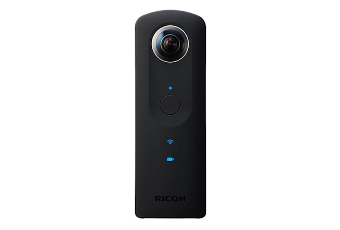 Ricoh's upgraded its Theta spherical camera in all the important ways