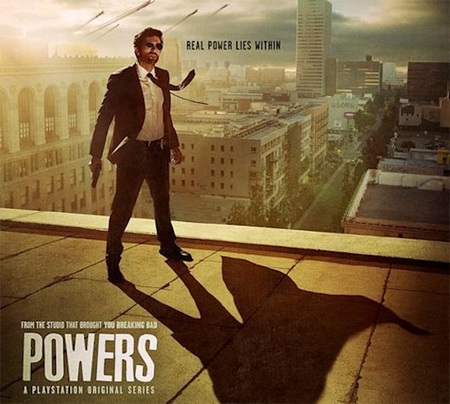 PlayStation exclusive TV show 'Powers' debuts in March