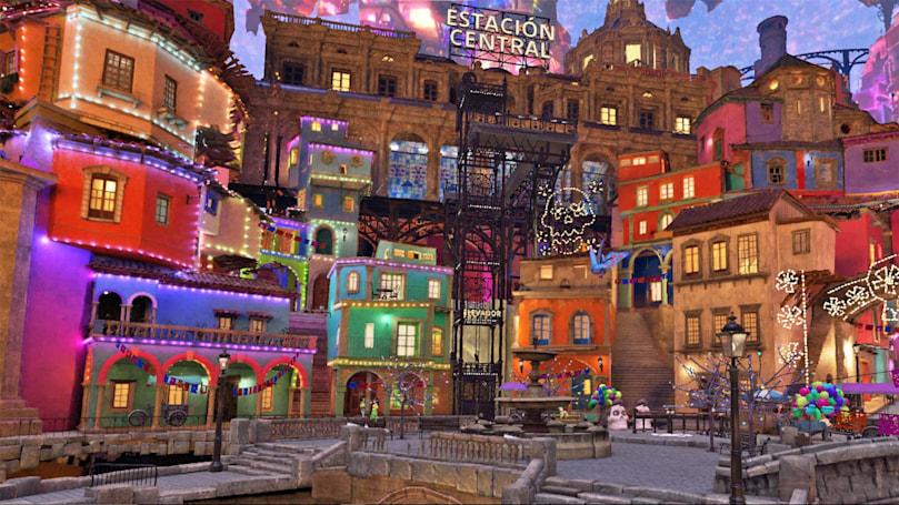 Pixar's VR debut takes you inside the entrancing world of 'Coco'