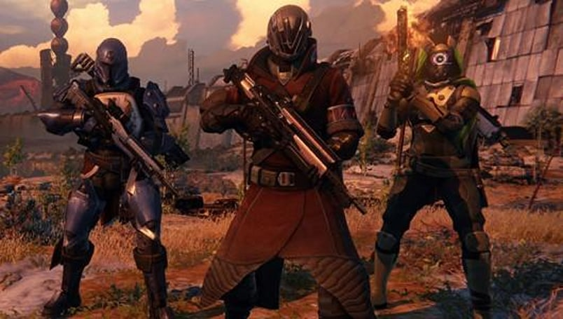Bungie talks Destiny's connected play, Far Cry and Borderlands influence