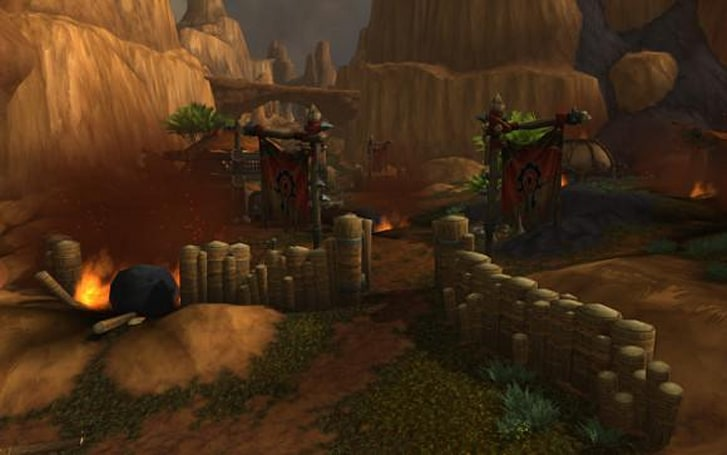 Warlords of Draenor: Faction hubs moved to outskirts of Ashran