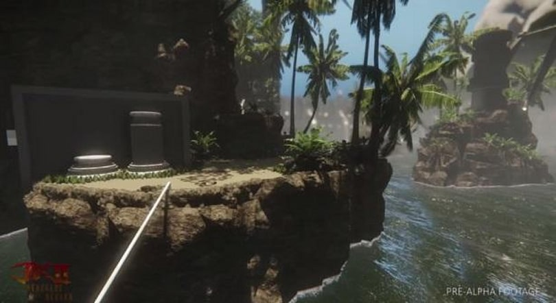 Jak 2 level remade in CryEngine is here to pump you up