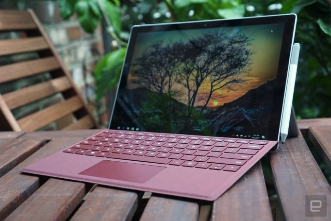 Anyone can buy the Surface Pro with LTE on the Microsoft Store