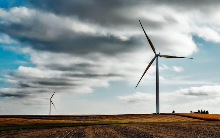A major UK energy supplier is now 100 percent wind power