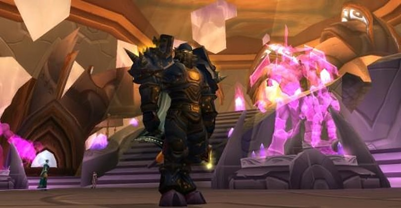 Who I want to see in Warlords of Draenor: Restalaan