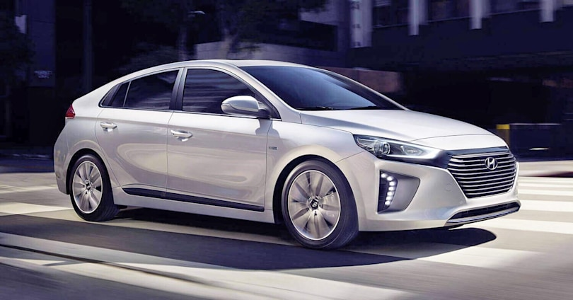 Hyundai plans 38 EVs as it tries to catch up with rivals