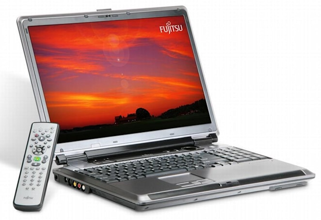 Fujitsu busts out the 17-inch LifeBook N6420 and friends