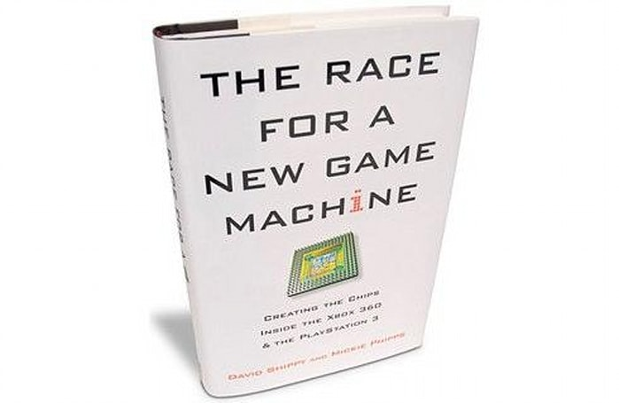 Book covers creation of PS3's Cell processor, how Microsoft cribbed it for Xbox