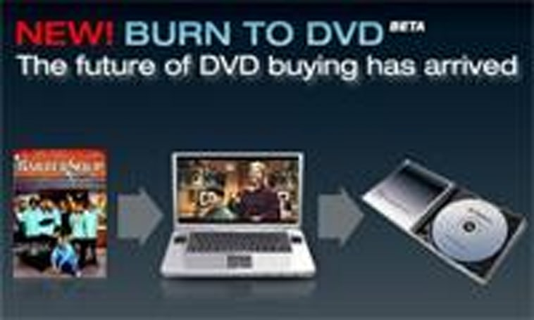 "CinemaNow DVD burning ""irresponsibly defective"""