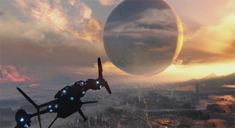 Here's Destiny's launch trailer