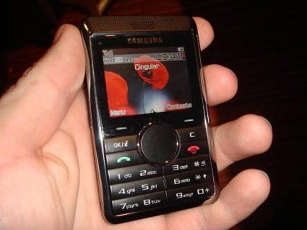 Hands-on with the Samsung SGH-P310