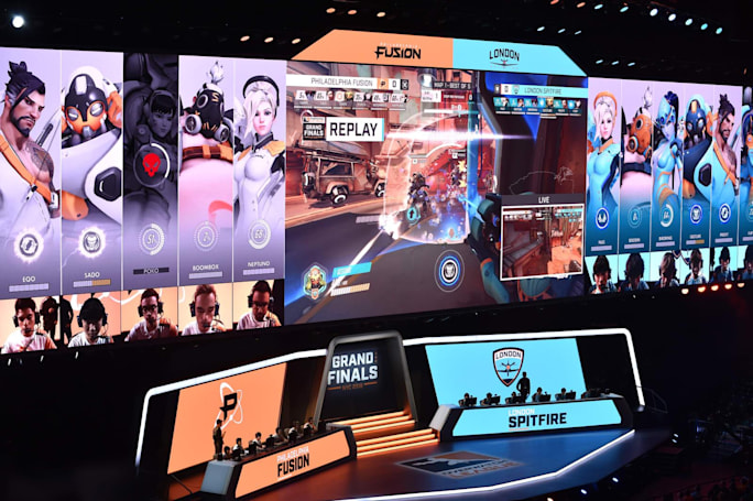 An Overwatch League preview show is coming to Twitter