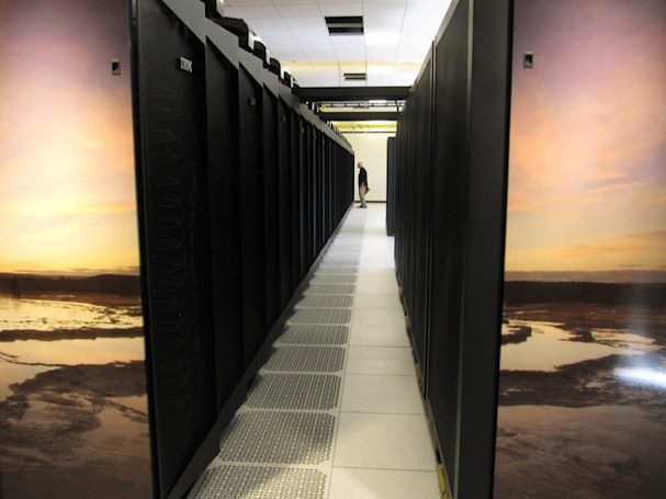 The US' next climate science supercomputer is twice as fast