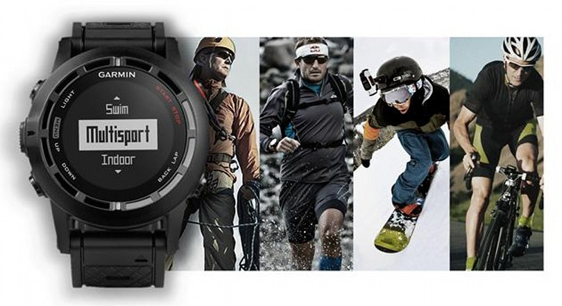 Garmin's Fenix 2 GPS watch can track your sporting life and talk to your phone