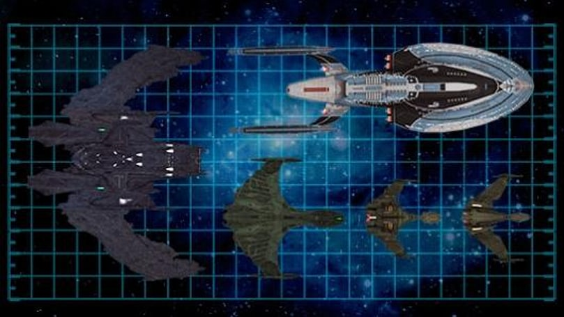 Star Trek Online selling ships at a discount